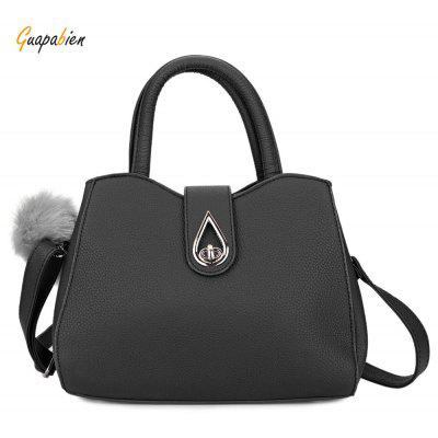 Guapabien Tote Shoulder Messenger Motorcycle Women Bag