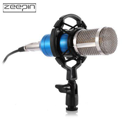 ZEEPIN Professional Condenser Microphone for Recording