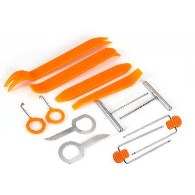 12pcs Car Audio Removal Open Installer Pry Tool