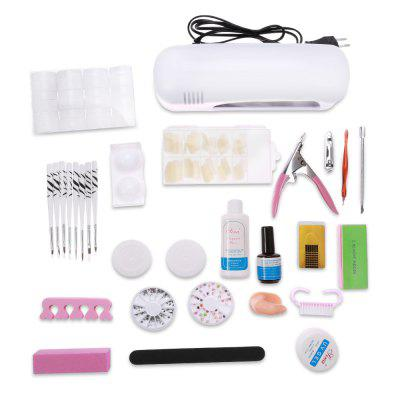 UV Gel Lamp Full Set