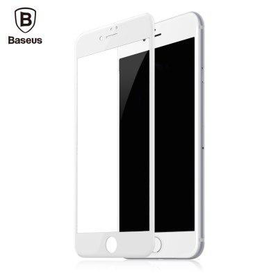 Baseus Silk-screen 3D Arc Tempered Glass Film for iPhone 7
