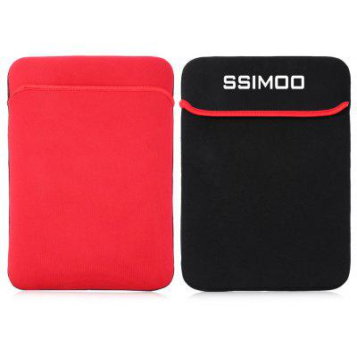 SSIMOO Shockproof Double-faced Foam Fabric Laptop Bag for MacBook / Surface Book 14.4 inch