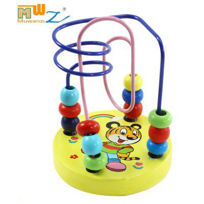 Muwanzi Mini Beaded Wooden Desktop Toys