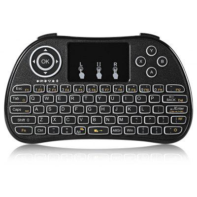 Gearbest TZ P9 Wireless Mini Keyboard with Mouse Touchpad