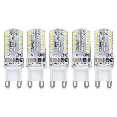 5pcs G9 6W LED Lamp