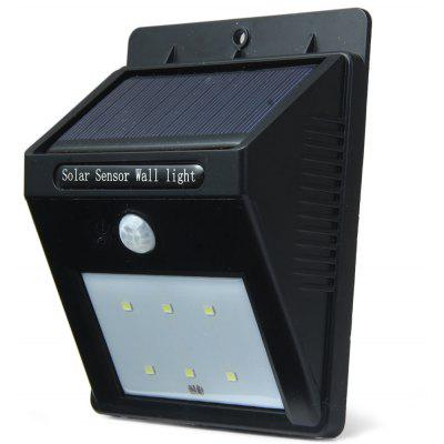 YY601 Solar PIR Sensor Light