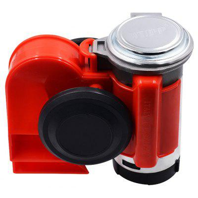 CS - 039 12V Motorcycle Snail Compact Air Horn