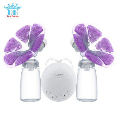 RealBubee Microcomputer USB Electric Breast Pump