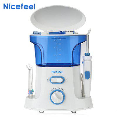 Nicefeel Water Jet Tooth SPA Teeth Whitening Oral Irrigator