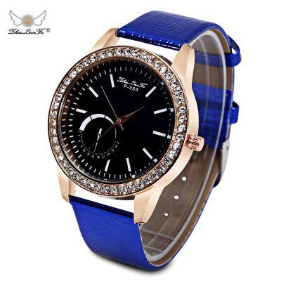 ZhouLianFa F - 333 Female Quartz Watch
