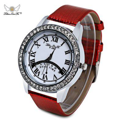 ZhouLianFa F - 351 Women Quartz Watch