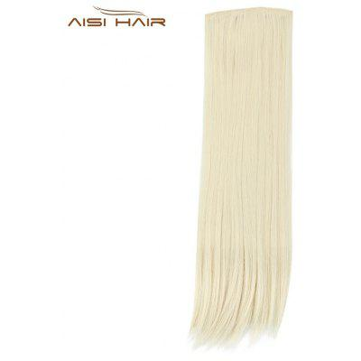 AISI HAIR Straight long hair extensions for women