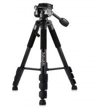 QZSD Q111 4.8ft Aluminum Alloy Camera Tripod