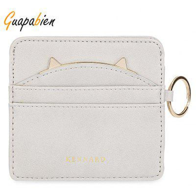 Guapabien KENNARD Short Type Wallet for Ladies