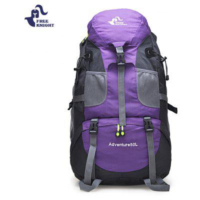 Buy PURPLE FREEKNIGHT FK0396 Waterproof Backpack Shoulder Bag for $20.90 in GearBest store