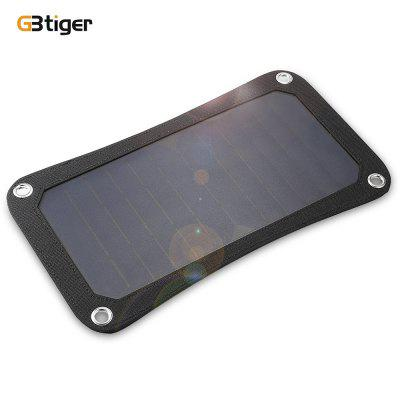 GBtiger 7W Sunpower Solar Charger Panel Charging Bag