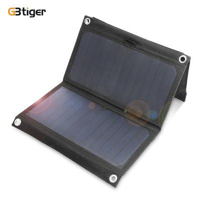 GBtiger 14W Dual USB Sunpower Charger Panel Folding Bag