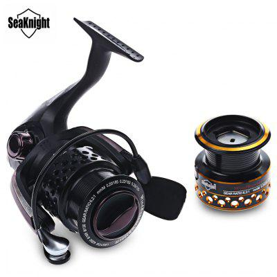 SeaKnight WR2000H / 3000H High Quality Pre-Loading Fishing Spinning Reel with Spare Wheel