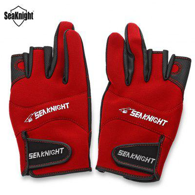 SeaKnight SK03 Paired Outdoor Breathable Fishing Gloves