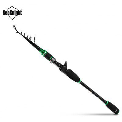 SeaKnight BASHER - 2.1M / 2.4M Telescopic Lure Fishing Rod