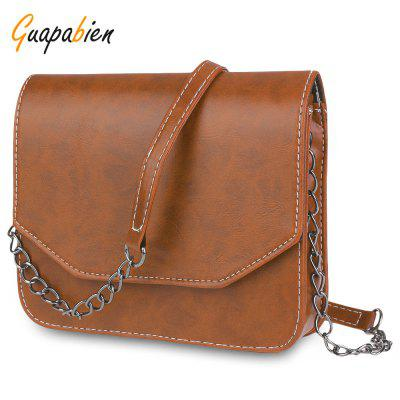 Guapabien Shoulder Messenger Bag
