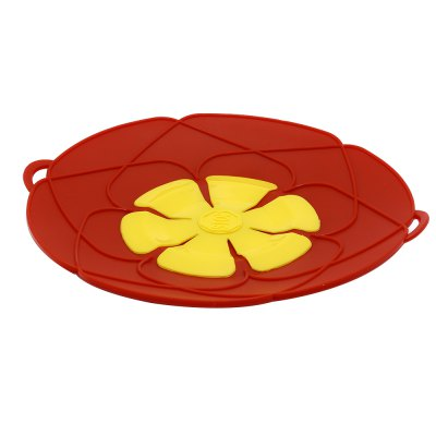 YIBO Household Silicone Spill-proof Pot Cover