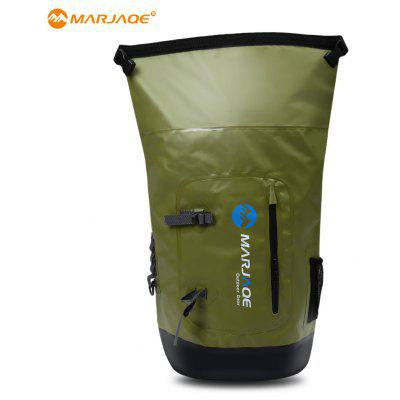 MARJAQE 28L Waterproof Outdoor Drifting Backpack High Quality Package