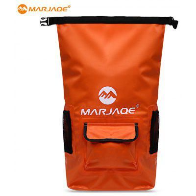 MARJAQE 22L Waterproof Drifting Backpack Outdoor Wading Package