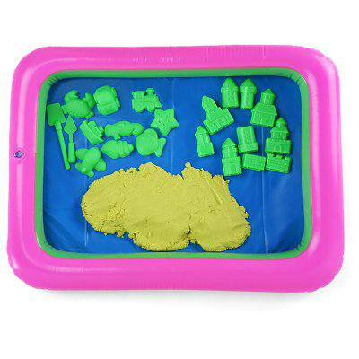 Colorful Princess Castle Mold Space Sand Toy