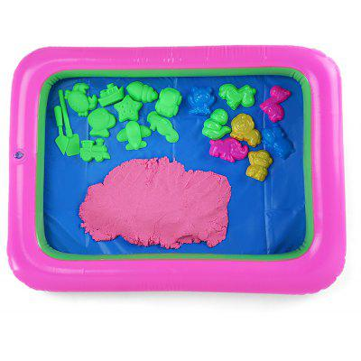 Buy Colorful Animal Mold Space Sand Toy, PINK, Toys & Hobbies, Puzzle & Educational, Other Educational Toys for $18.48 in GearBest store