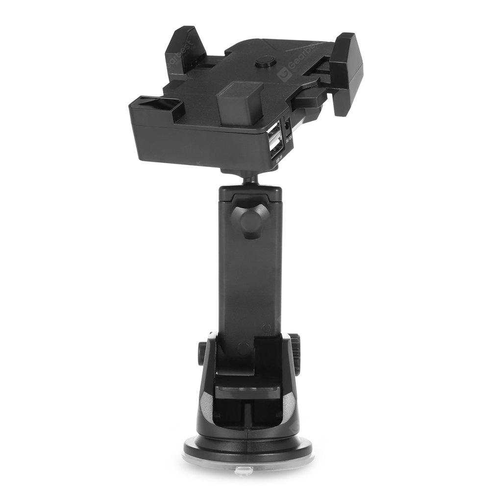 K88B Car 3 - 5.5 inch Phone Stand Suction Cup Holder