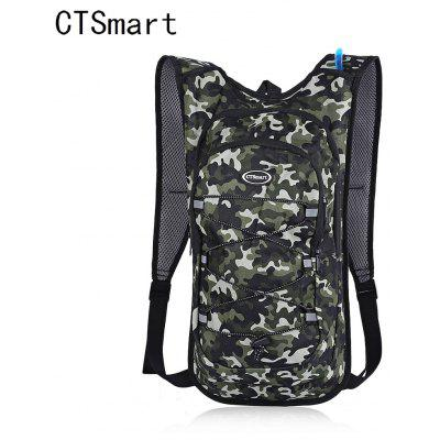 12L Running Cycling Backpack with 2L Waterbag