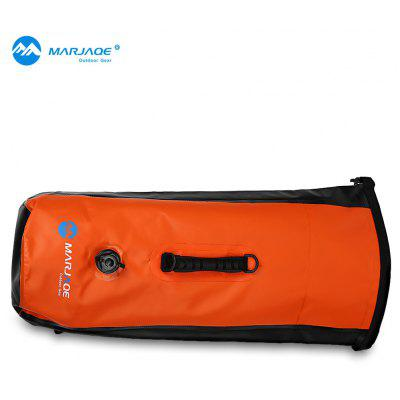 MARJAQE 30L Waterproof Outdoor Drifting Package Wading Backpack