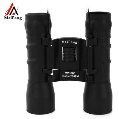 MaiFeng 22 x 32 Portable Night-vision Binocular Telescope for Children