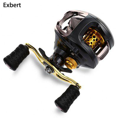 Exbert LG 12 + 1 Ball Bearings Right / Left Hand Water Drop Wheel