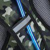 CTSmart 12L Outdoor Multifunctional Running Cycling Pack - ARMY GREEN CAMOUFLAGE
