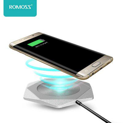 ROMOSS WF01 Hexa Qi Wireless Charging Pad QC 2.0 Charger