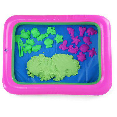 Marine Animal Mold Space Sand Toy