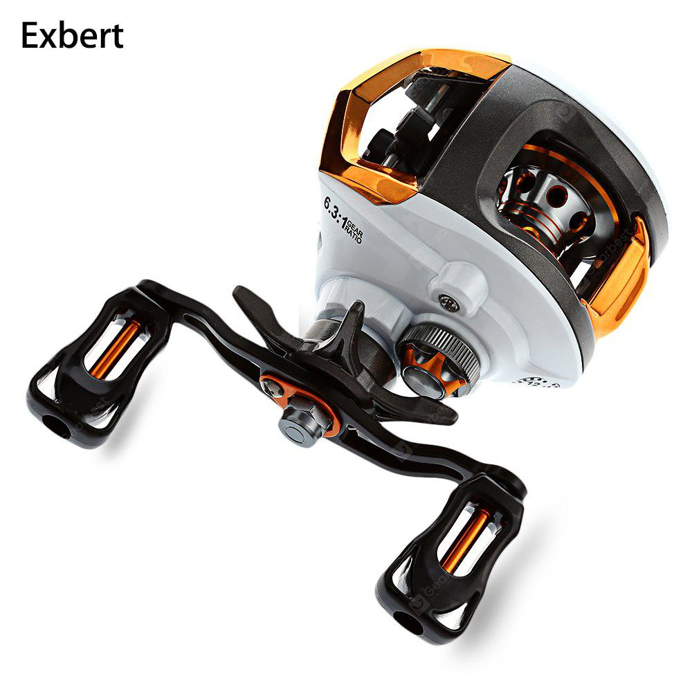 Exbert 12 + 1 Bearings High Quality Left / Right Hand Water Drop Wheel