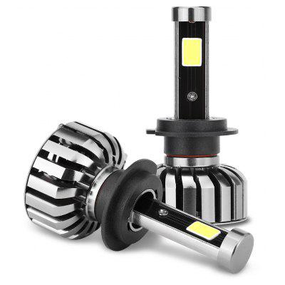 Pair of H7 80W Car LED Headlight