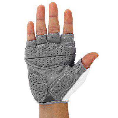 Robesbon Half Finger Cycling Bicycle Gloves robesbon half finger cycling bicycle gloves