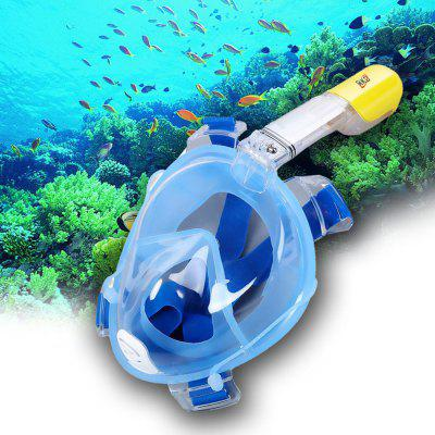RKD Diving Detachable Dry Snorkeling Full Face Mask SetDiving<br>RKD Diving Detachable Dry Snorkeling Full Face Mask Set<br><br>Package Contents: 1 x Mask, 1 x Snorkel, 2 x Anti-skid Ring, 1 x Storing Bag, 1 x English Manual<br>Package Size(L x W x H): 26.50 x 20.00 x 11.50 cm / 10.43 x 7.87 x 4.53 inches<br>Package weight: 0.4900 kg<br>Product weight: 0.4350 kg