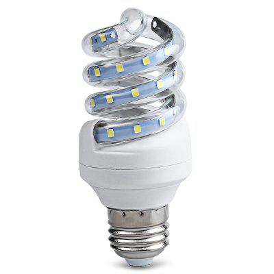 E27 1100LM 6500K Spiral Corn SMD 2835 LED Light Bulb