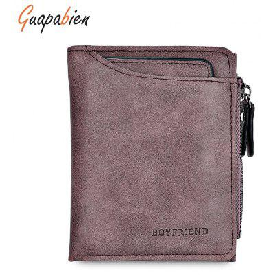 Guapabien PU Women Short  Wallet