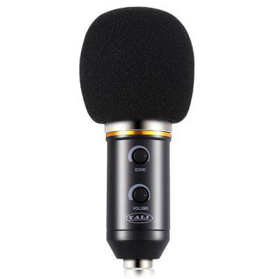 YALI MK - F200FL 3.5mm Audio Wired Condenser Microphone