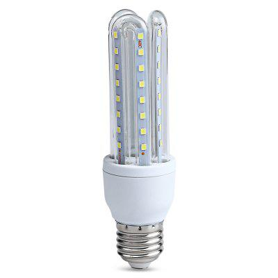 E27 220V 1100LM 6500K LED U Shape Eye-protective Light Bulb