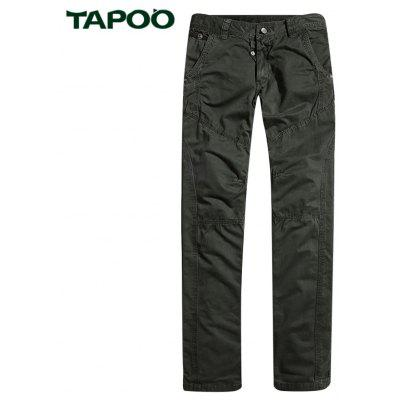 Buy DEEP GRAY TAPOO Men Tooling Pants for $55.58 in GearBest store