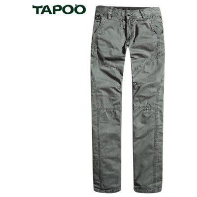 Buy GRAY TAPOO Men Tooling Pants for $55.58 in GearBest store