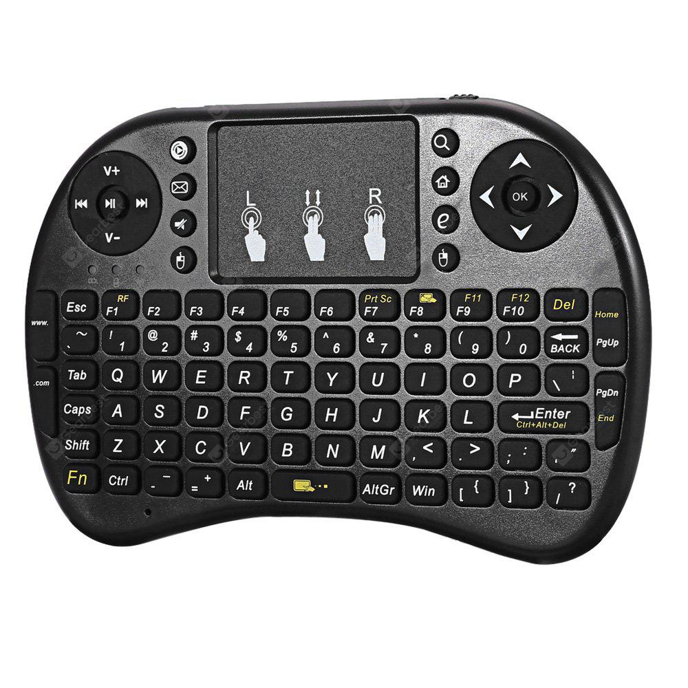 Teclado QWERTY Inalámbrico iPazzPort KP - 810 - 21F 2.4GHz