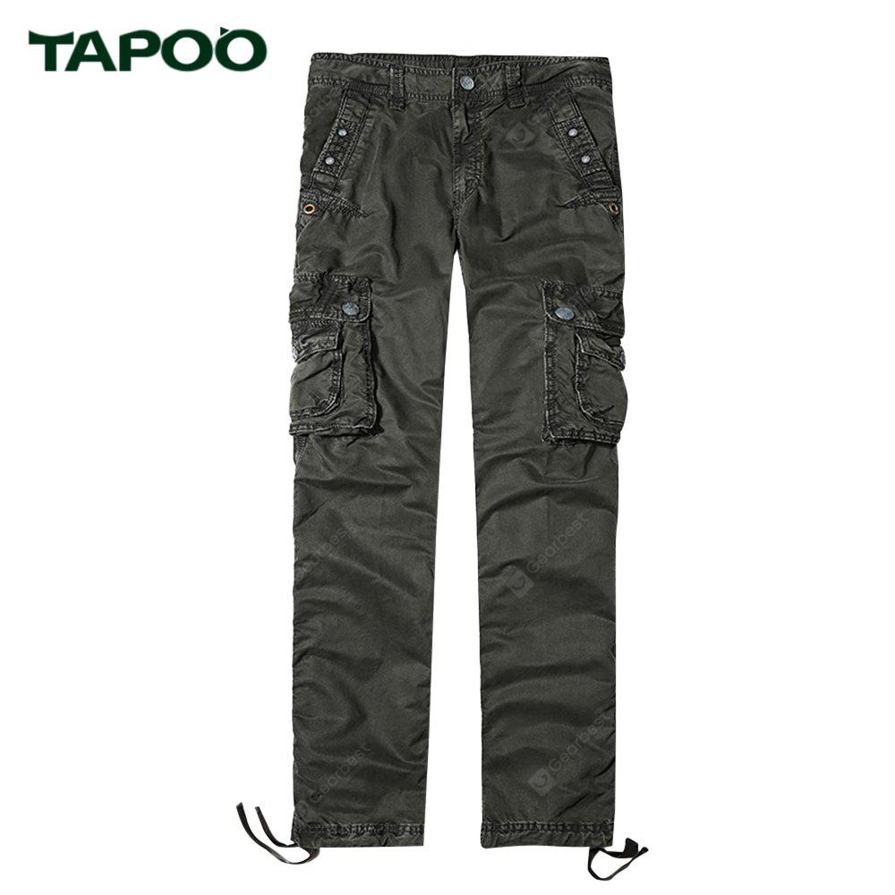 DEEP GRAY TAPOO Outdoor Men Pants